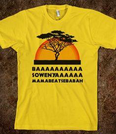 Lion King (Shirt)