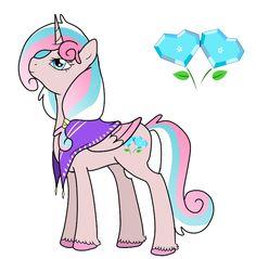 Princess Crystal Locket by GamblingFoxinaHat