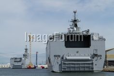 AFP | ImfDiffusion | FRANCE - MISTRAL - WARSHIP (citizenside.com - CS_119485_1313954 - CITIZENSIDE/CHRISTOPHE BONNET)