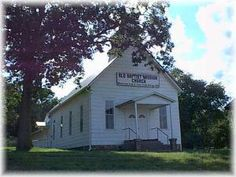 Found this online...it is in Westville, Oklahoma, and was marked as the end of the Trail of Tears.  It was built in 1888 and it says services are still held here.  It's a Baptist mission!