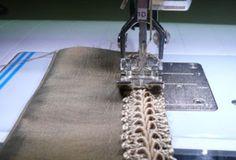 Drapery Tabs by Kaysie Oldani #sewing #diy