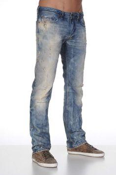 Men's Jeans Diesel Spring/Summer 2012