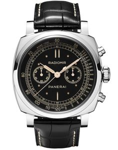 ed943b85527 Panerai Radiomir 1940 Chronograph White Gold Gents Watches