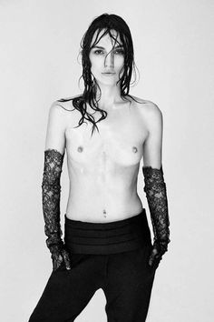 Keira Knightley opens up about THAT topless photo shoot