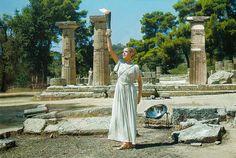 10.Archaeological Site of Olympia (올림피아 고고유적) Pisa, Greece, Tower, Map, Travel, Greece Country, Rook, Viajes, Computer Case