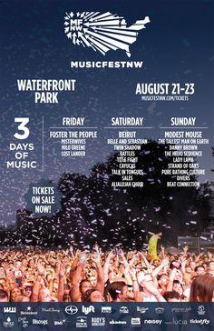 MusicfestNW | Portland's Largest Music Festival