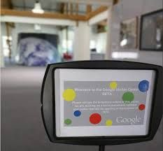 Google Visitor Center beta in Mountain View, CA