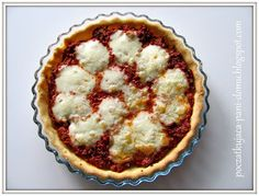 Mozzarella, Pie, Dinner, Drinks, Food, Torte, Dining, Drinking, Cake