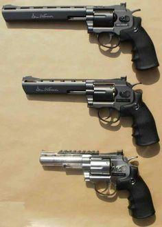 Dan wesson revolvers