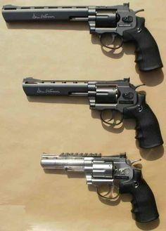 Dan Wesson revolvers - HTW
