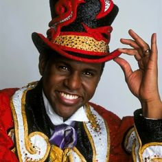 Ringmaster Johnathan Lee Iverson is a historic name you may not recognize. He is the first African-American ringmaster for the world famousRingling Bros. and Barnum & Bailey Circus,