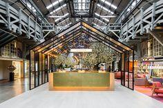Hospitality Design finalists in the 2015 Australian Interior Design Awards. Australian Interior Design, Interior Design Awards, Design Hotel, House Design, Hotel Restaurant, Wallpaper Magazine, Hospitality Design, Design Furniture, Booth Design