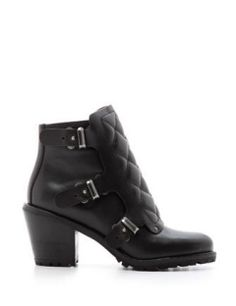MARC BY MARC JACOBS Easy Rider Leather Ankle Boots