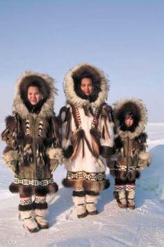Pour en savoir un peu plus sur la culture inuite...