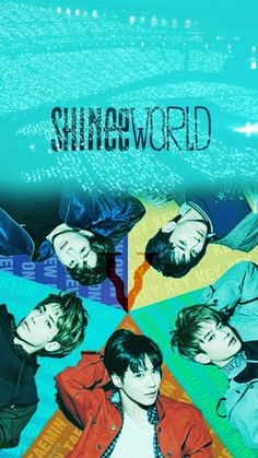 SHINee World V wallpaper concert