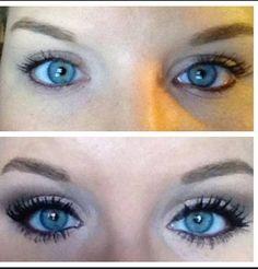 Lovely lashes!