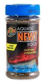 ZooMed Aquatic Newt Food 2 oz.