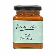 Fiensmecker Chili Senf Sauce (300 g)