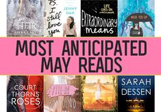 The 20 Most Anticipated YA Books to Read in May