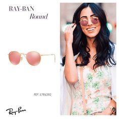 127baadf8 Os óculos solares Ray-Ban são os mais versáteis: em diversos formatos e  cores