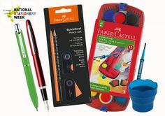 National Stationery Week: Competition - http://www.lifeinabreakdown.com/national-stationary-week/#comment-129802