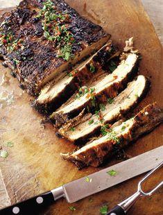 stuffed leg of lamb with rosemary & pine nuts | Jamie Oliver | Food | Jamie Oliver (UK)