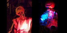 Morgan Myler-The Warlocks of Hammertown-Haunters Hangout Show Halloween