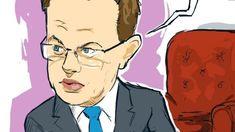 Kresba: Konkurzy na moderátory debat Zeman-Drahoš jsou v plném proudu