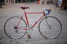 Vintage bicycle Motobecane   Photographer Eva Ruiz