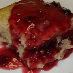 Cherry Cobbler I Allrecipes.com