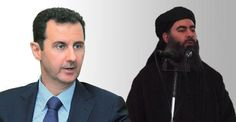 """أمريكا : الأسد دعم تنظيم """"الدولة الاسلامية """" منذ بدأ تقدمه في الموصل http://democraticac.de/?p=15234 America: The Lion support of the """"Islamic state"""" since the start of lead in Mosul"""