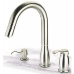 Delta 11946 Sssd Dst Bellini Single Handle Kitchen Faucet