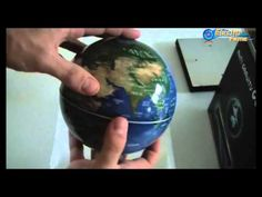 fc5d3d17f Tutorial How to set up the Magnetic Levitation Floating Globe - ElectroFame