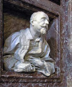 Gabriele Fonseca, by Bernini.