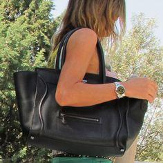 Celine Luggage Black bag