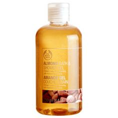 The Body Shop Almond Bath & Shower Gel