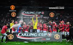 Carling Cup winners 2009