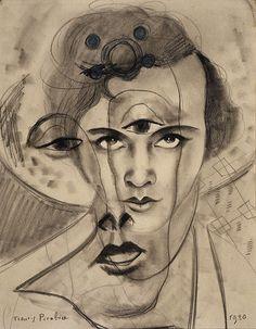 Francis Picabia. Olga, 1930.