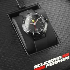 Ferrari Online Store: Apparel, accessories and merchandise by Ferrari. Enter the Official Ferrari Online Store and shop securely! Ferrari Watch, Race Day, Men's Accessories, Grand Prix, Carbon Fiber, Racing, Watches, Hats, Outfits