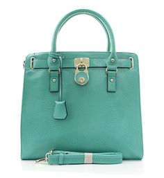 Turquoise Rhea Satchel | Awesome Selection of Chic Fashion Jewelry | Emma Stine Limited