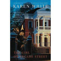Karen White...the Girl On Legare Street