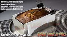 The BEST Moist And Easy Banana Bread Recipe  - CLICK to watch video