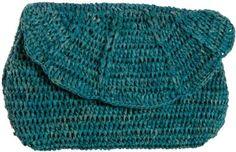 Mar Y Sol Marcella Crocheted Clutch $79.00