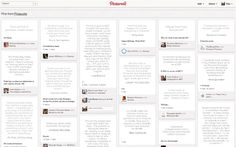"""Neat Resource: """"11 Pinterest Apps and Tools to Enhance Your Pinning Experience"""" by the Huffington Post. The article/list provides information on tools useful for avid pinners/Pinterest users. Mostly useful for image grabbing and pinning, but there is a Pin A Quote tool and screenshot grabber that automatically pins your screenshot."""