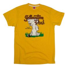National Parks Homage tee