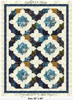 Dea's Dream - size: 62 in. x 86 in. Quilt Studio, Batik Quilts, Lap Quilts, Quilting Projects, Quilting Designs, Asian Quilts, Charm Quilt, Barn Quilt Patterns, Half Square Triangle Quilts