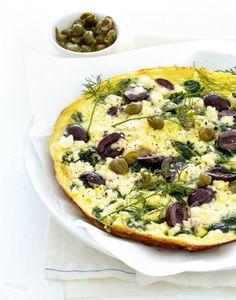 Řecká frittata, Foto: isifa.com