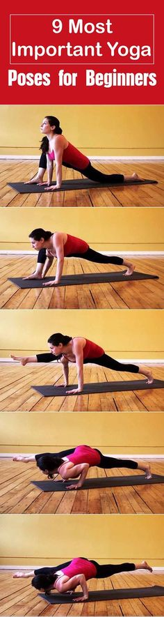New to yoga! No problems at all, start your sequences or fundamental yoga poses by yourself. All you have to do is build confidence and strength. Here you will find some basic poses to start your yoga process. We have gathered some poses that a beginner should start with! click to discover more.