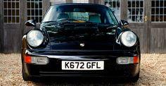 Porsche 911 Turbo for sale > 1993 Porsche 911 ((964) Turbo 3.6 RHD