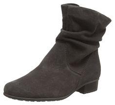 Jenny Birmingham, Damen Kurzschaft Stiefel, Grau (grey-74), 39 EU - Stiefel für frauen (*Partner-Link)